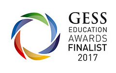 GESS Education Awards Finalist 2017