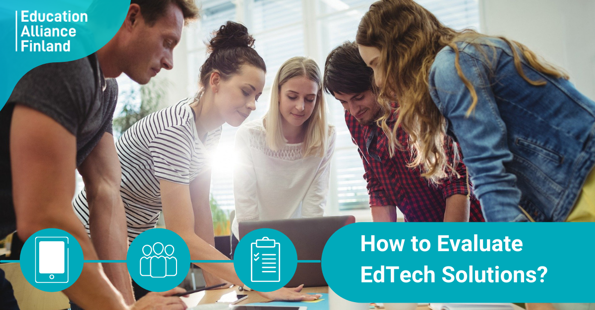 EdTech Evaluation and Certification by Education Alliance Finland