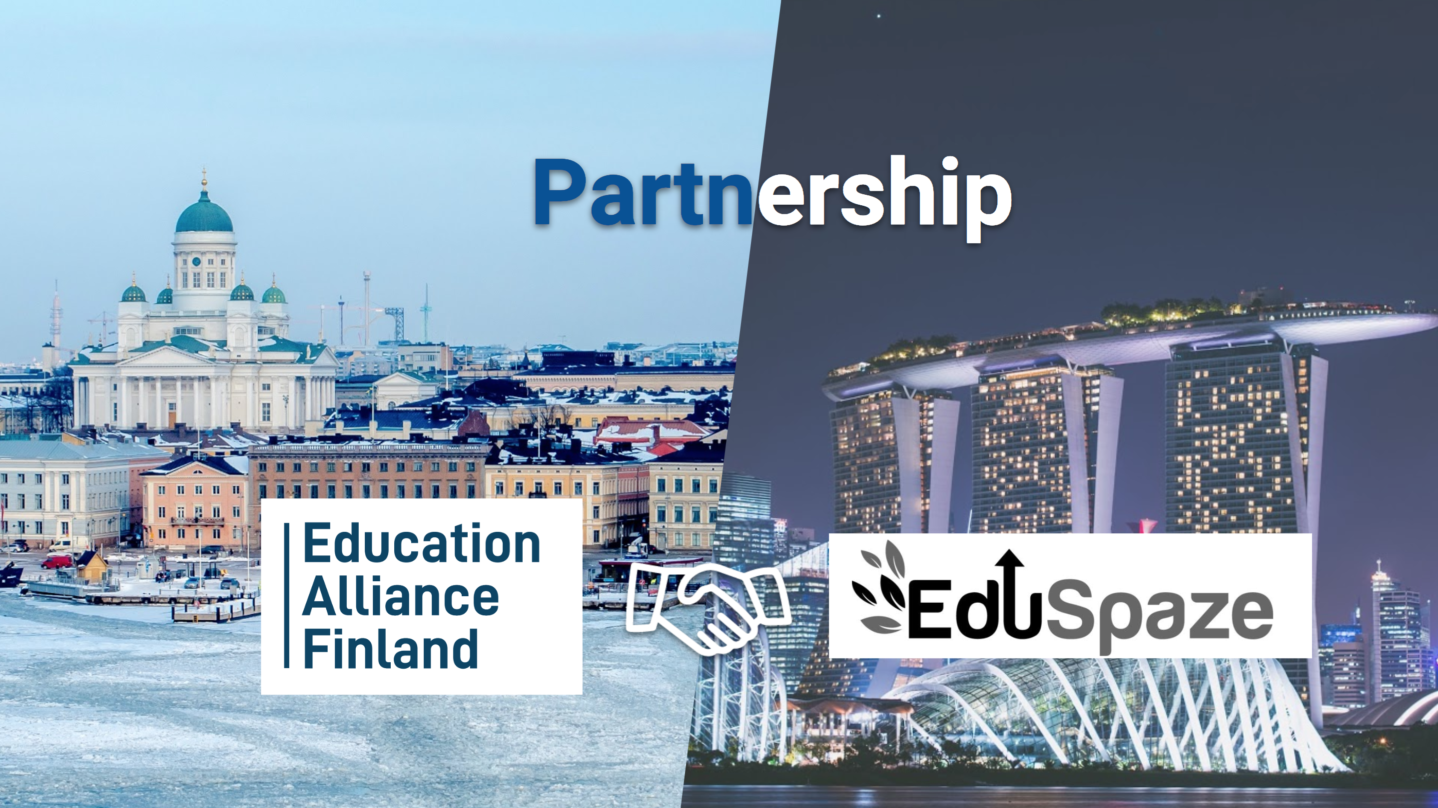 EAF announcing new EdTech Accelerator partnerships in Singapore and Qatar