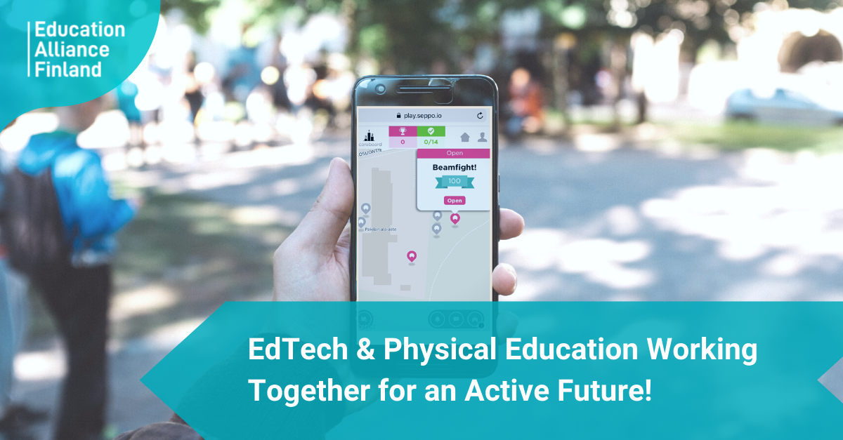 How to host PE lessons with educational technology.