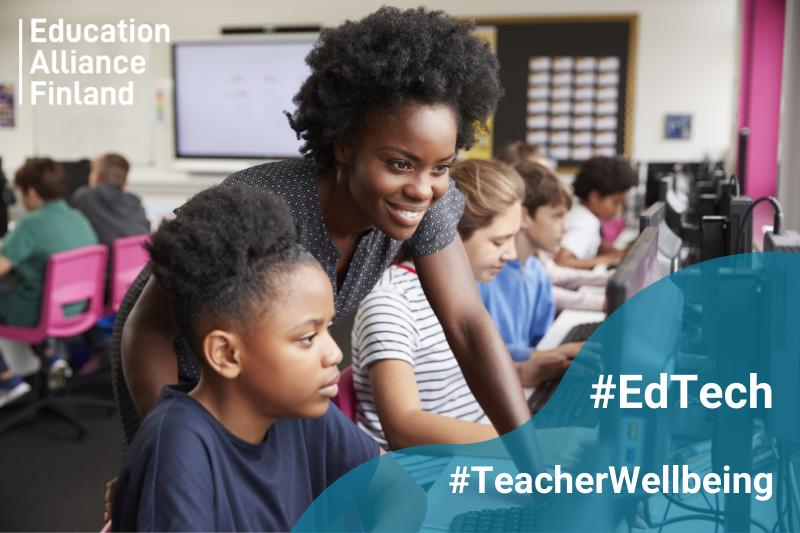 Teacher well-being Education Alliance Finland