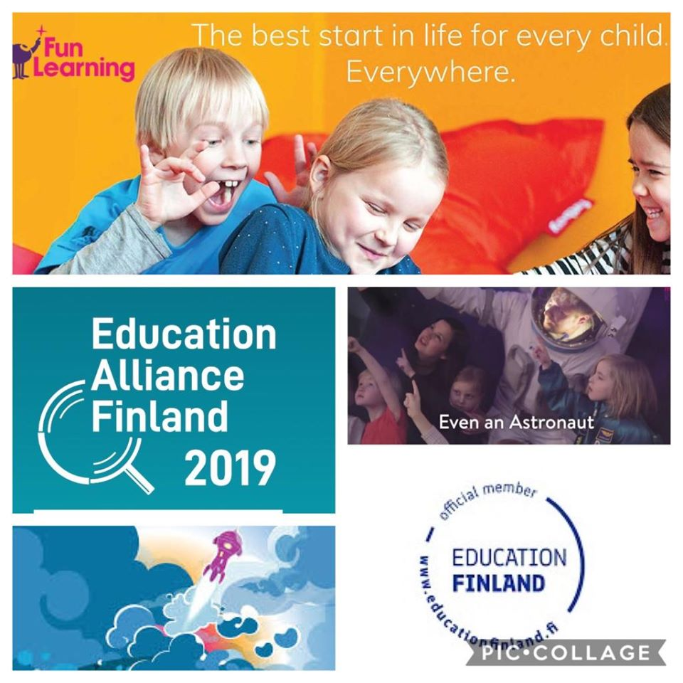 EAF and Fun Academy to partner in search for great early learning products.