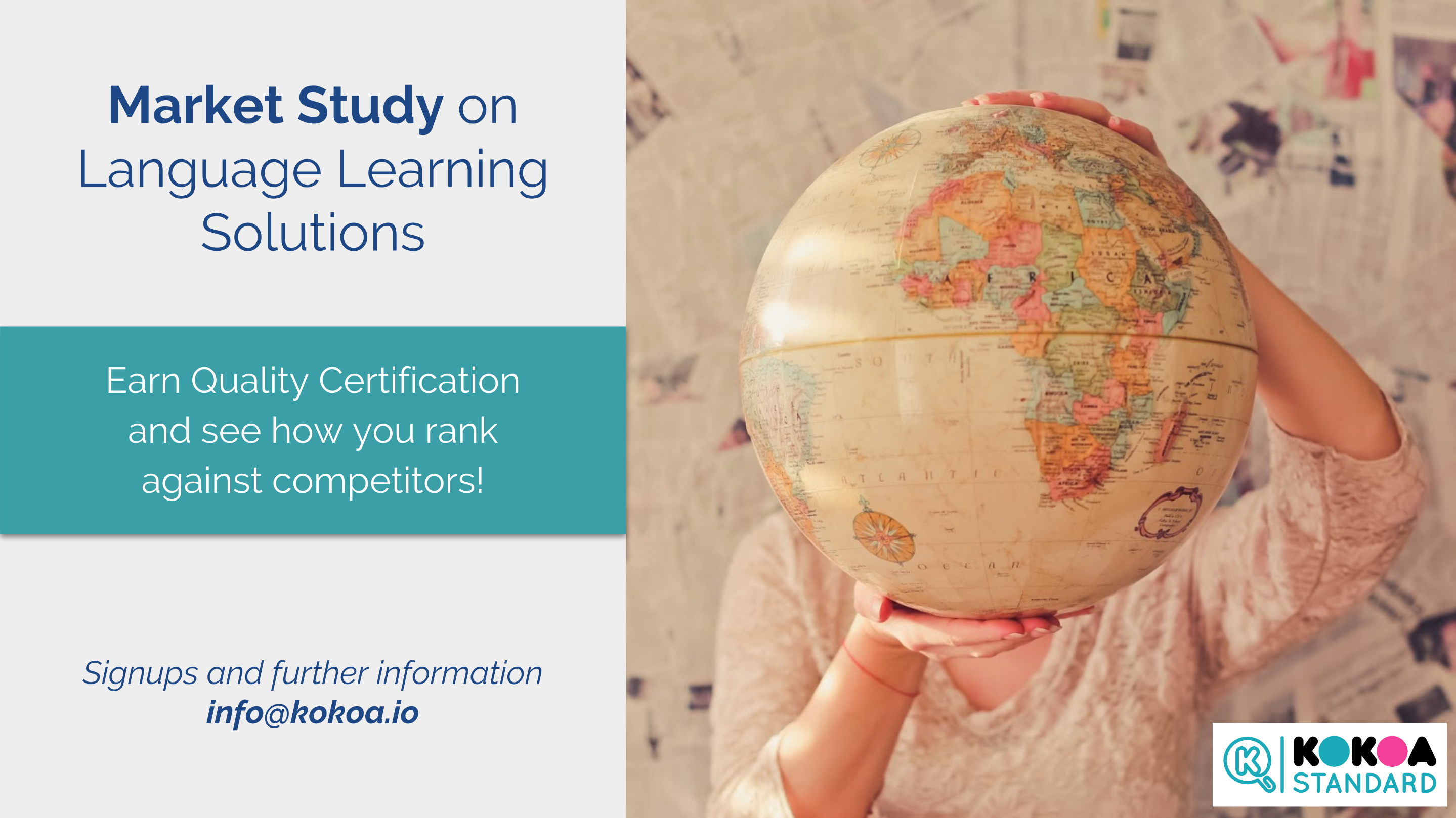 Market Study on Language Learning Solutions