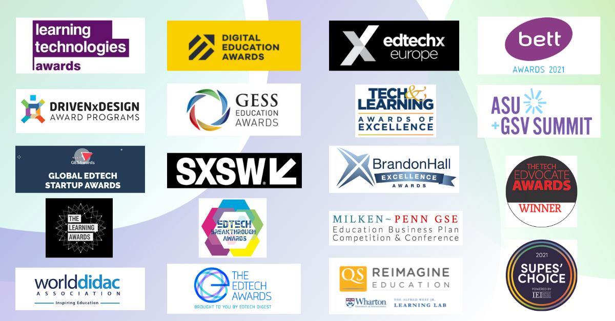 EdTech award list