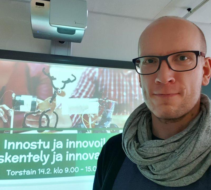 Meet our evaluators: Simo Marttinen