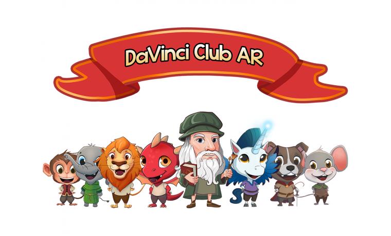 DaVinci Club AR