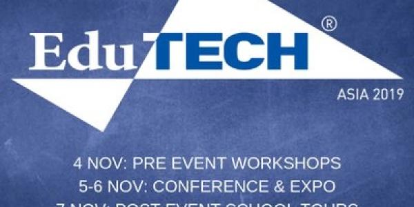 Edutech 2019 logo