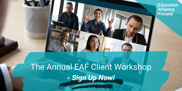 EdTech EAF Client Workshop