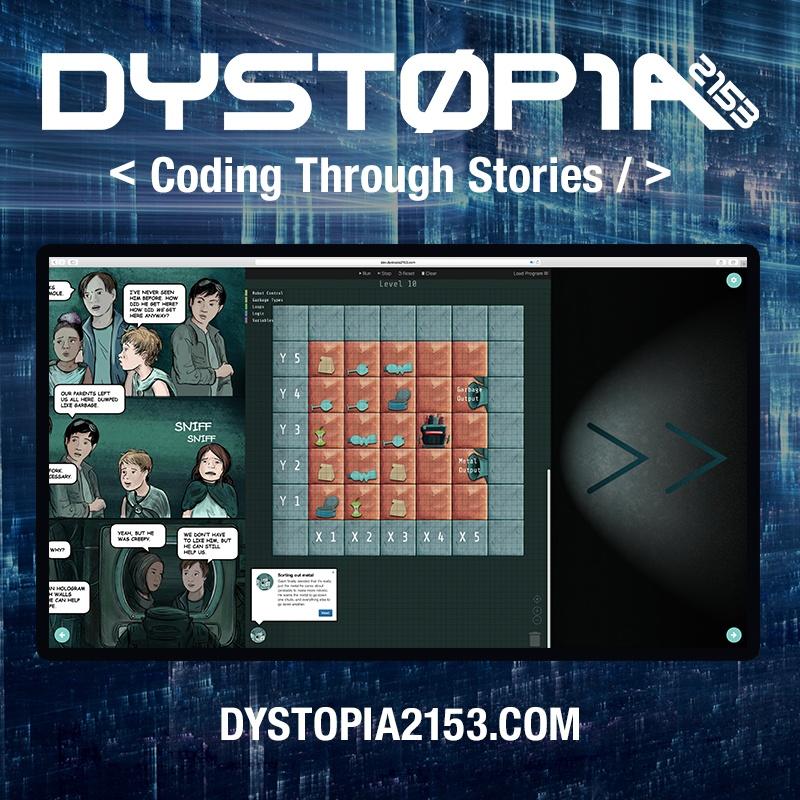 Dystopia 2153