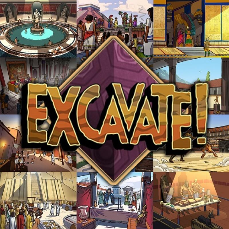 Excavate! Series