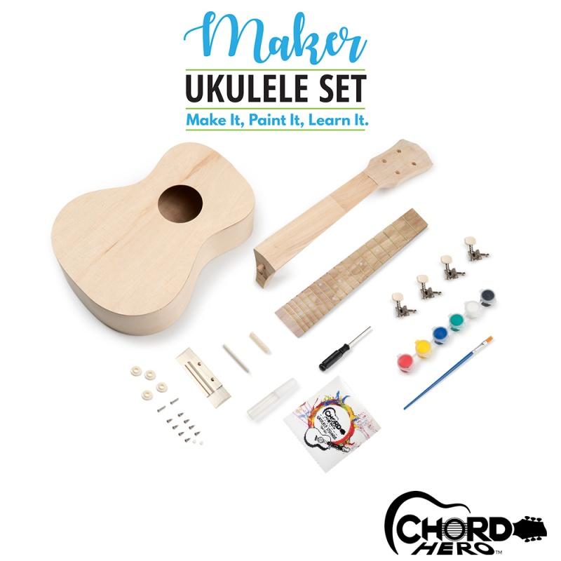 Maker Ukulele Set