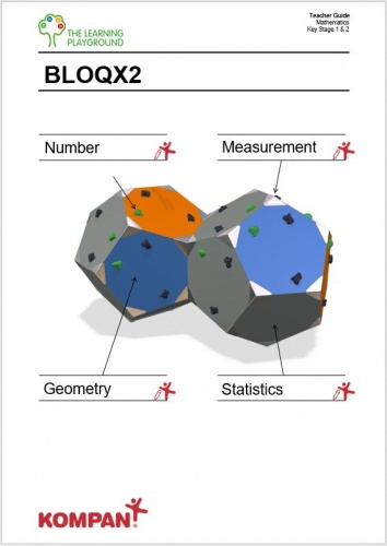 BLOQX learning materials cover several mathematical concepts.