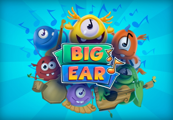 Big ear offers plenty of instruments and interesting characters to play with