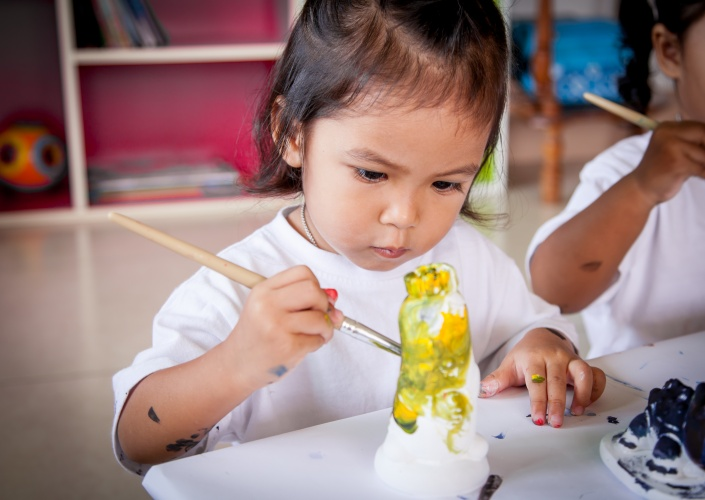 All the content is designed to support a child's overall development and learning.