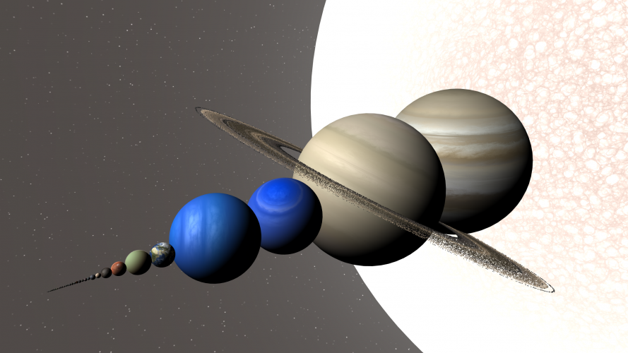 Universe Sandbox ² is a complex and varied simulation tool that is interesting from kids to adults.