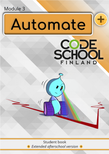 Code School Finland AI Curriculum