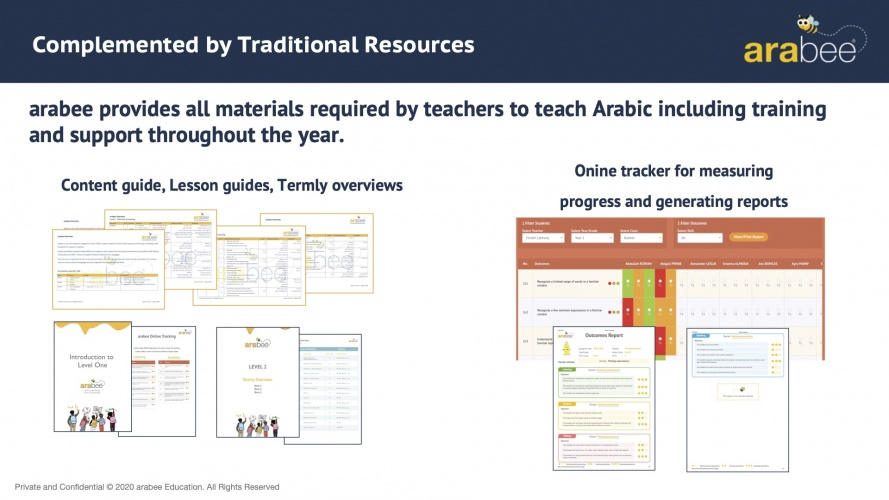 The printable and digital materials go hand-in-hand and support the learning process seamlessly.