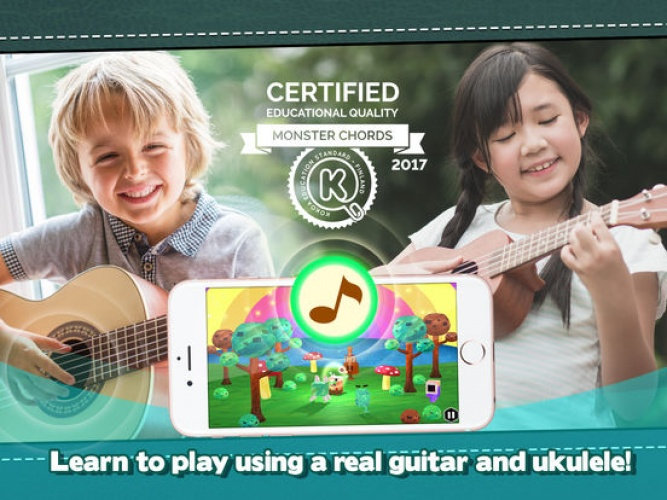 The application is easy to use and it is also suitable for younger players.