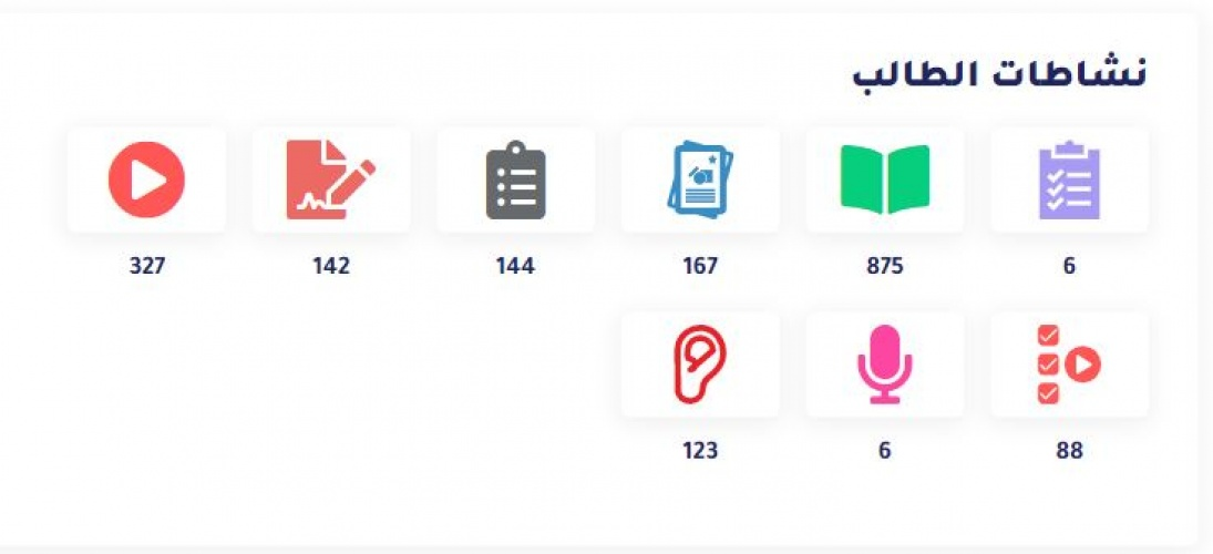 I Start Arabic offers an extensive amount of leveled content for learning.