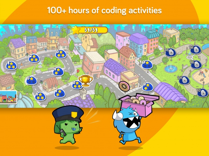 Game tasks are fun and nicely challenging. The characters and their game world are beautiful, interesting and adorable.