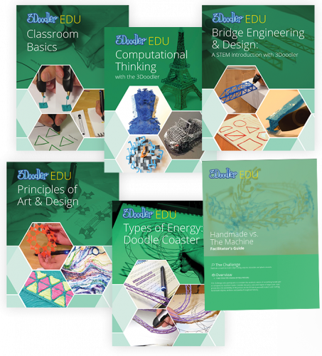 A comprehensive set of lesson plans helps teachers find suitable activities and host cross-disciplinary learning projects.